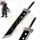 Cloud Strife Buster Sword from Final Fantasy with Stand and Sheath