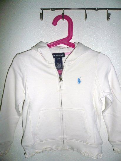 Ralph Lauren Hood Jacket (Pink or White)