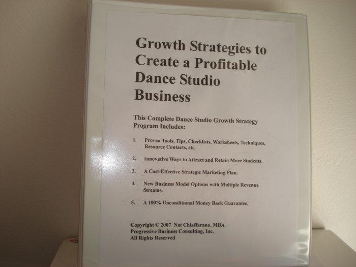 Growth Strategies for Dance Studio Business