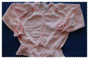 Baby Gap Flowered Pink Sweater 6-12 m New