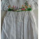 House of Hatten White Smock Dress size 24 months NWT