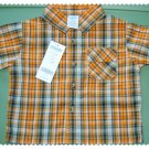 Gymboree Island Excursion Baby Shirt size 3-6 m NWT