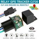 Gps Car Tracker Real Time Device Locator Remote Control Anti-theft Hidden 10-40v Locator