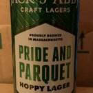 Jack's Abby Boston Celtics Pride and Parquet Hoppy Lager beer can Boston MA