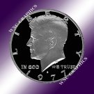 1977 S Kennedy Proof Half *Nice Cameo*