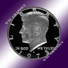 1973 S Kennedy Proof Half *Nice*