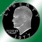 1977 S CN Eisenhower Proof Dollar *Nice*