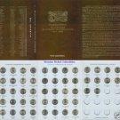 BU State Quarter Collection D Mint-Complete in Dansco Folder