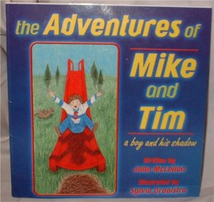 Children's Book  signed by the author & INSCRIBED for YOU!  SHIPPING INCLUDED!!