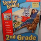 Reader Rabbit Grade TWO CD for computer  ***INCLUDES SHIPPING***