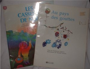 French homeschool read books learn language 2 books/low shipping!