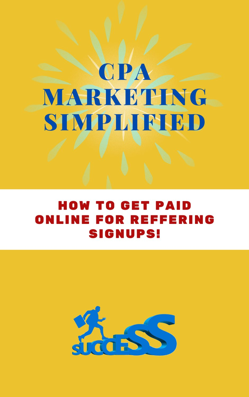 CPA Marketing Simplified
