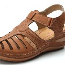 Sandals:LOSTISY Women Lightweight Casual Shoes Hollow Out Soft Sole Sandals