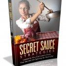 Secret  Sauce Strategies