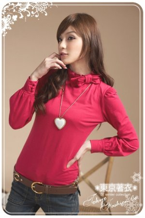 Cotton top- Red