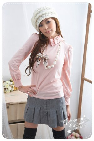 Cotton Top-Pink