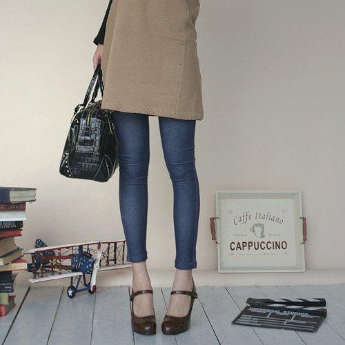 Tight Pants- Blue Jean