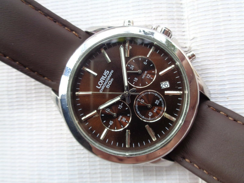 lorus (chronograph quartz)