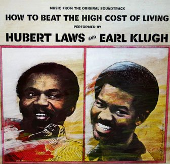 How To Beat The High Cost Of Living - Original Soundtrack, Patrick Williams OST LP/CD