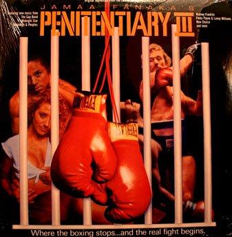 Penitentiary III / 3 - Original Soundtrack, Freda Payne and Lenny Williams OST LP/CD