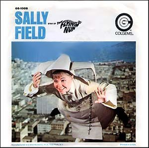 The Flying Nun (1967) - Original TV Soundtrack, Dominic Frontiere & Sally Field OST LP/CD