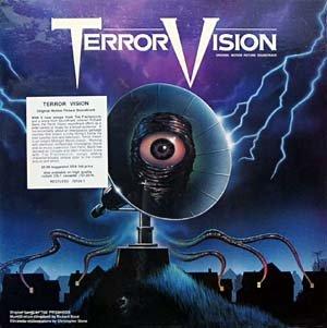 TerrorVision (Terror Vision) - Original Soundtrack, Richard Band OST LP/CD