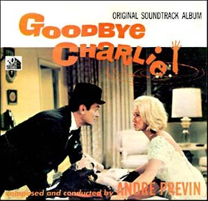 Goodbye Charlie - Original Soundtrack, Andre Previn OST LP/CD