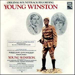 Young Winston - Original Soundtrack, Alfred Ralston OST LP/CD