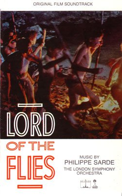 Lord Of The Flies - Original Soundtrack, Philippe Sarde OST Tape/CD