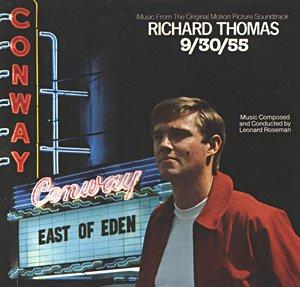 9/30/55 - Original Soundtrack, Leonard Rosenman OST LP/CD