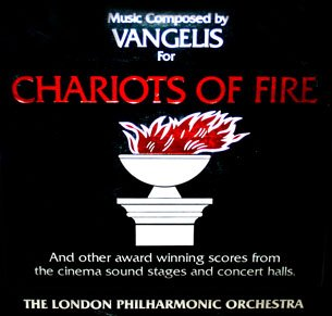Music Composed by Vangelis (Chariots of Fire) - London Symphony Orch. Soundtrack Collection LP/CD