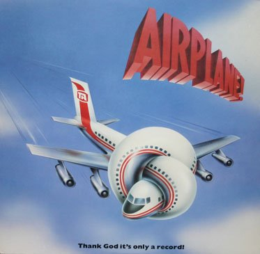 Airplane! - Original Soundtrack, Elmer Bernstein OST LP/CD