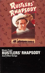 Rustler's Rhapsody - Original Soundtrack, Charlie McCoy OST Tape/CD