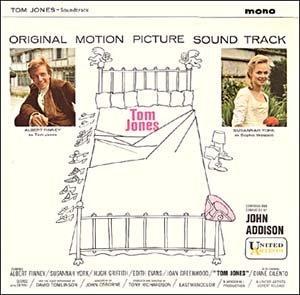 Tom Jones - Original Soundtrack, John Addison OST LP/CD