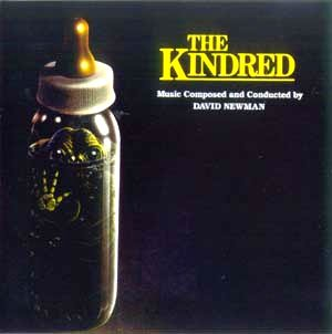 The Kindred - Original Soundtrack, David Newman OST LP/CD