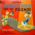 Donald Duck And His Friends - Walt Disney Soundtrack LP/CD