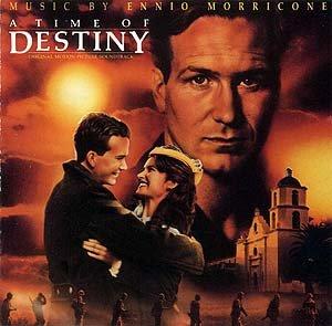 A Time Of Destiny - Original Soundtrack, Ennio Morricone OST LP/CD