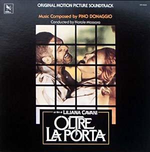 Oltre La Porta - Original Soundtrack, Pino Donaggio OST LP/CD