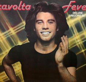 Travolta Fever - John Travolta (1978) Deluxe Two Album Set LP/CD