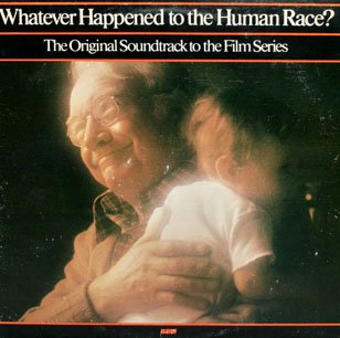 Whatever Happend To The Human Race? - Original Soundtrack, Tim Simonee OST LP/CD
