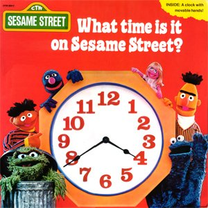 What Time Is It On Sesame Street? - Original Soundtrack LP/CD