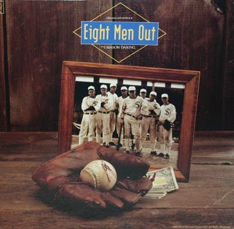 Eight Men Out - Original Soundtrack, Mason Daring OST LP/CD 8