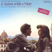 A Room With A View - Original Soundtrack (CD 1986) Richard Robbins OST