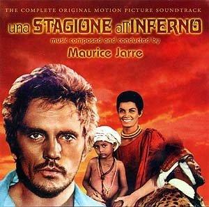 Una Stagione All'Inferno / A Season In Hell - Original Soundtrack (CD 1997) Ennio Morricone OST