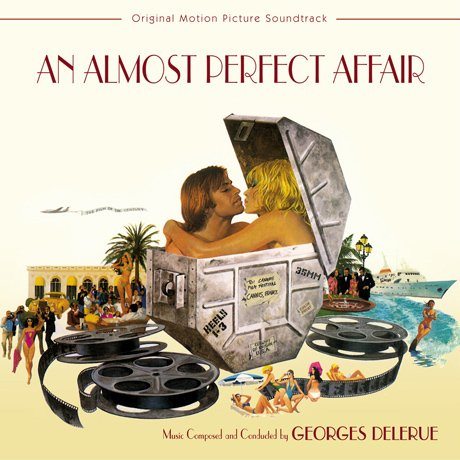 An Almost Perfect Affair - Original Soundtrack, Georges Delerue OST, Varase Sarabande CD Club