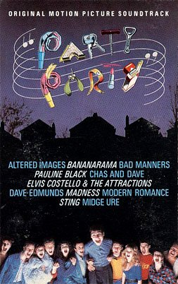 Party Party - Original Soundtrack, Bad Manners OST Tape/CD