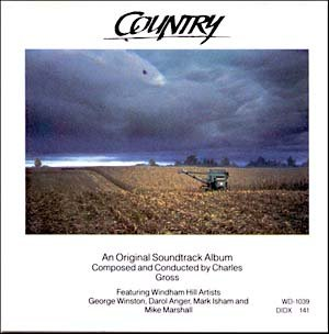Country - Original Soundtrack, Charles Gross OST LP/CD