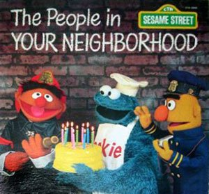 The People In Your Neighborhood Sesame Street Soundtrack