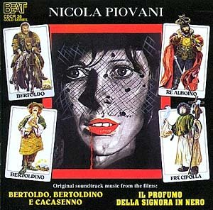 Bertoldo, Bertoldino E Cacasenno - Original Soundtrack (Import CD) Nicola Piovani OST
