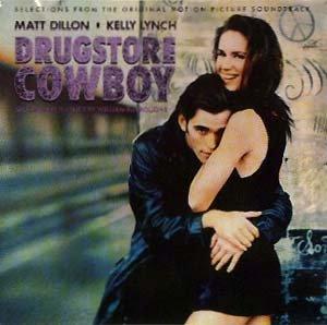 Drugstore Cowboy - Original Soundtrack (CD 1989) Elliot Goldenthal OST